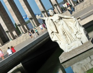 Esculturas Monumento a la Bandera