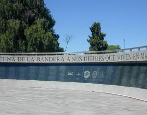 Monumento a los Héroes de Malvinas Rosario